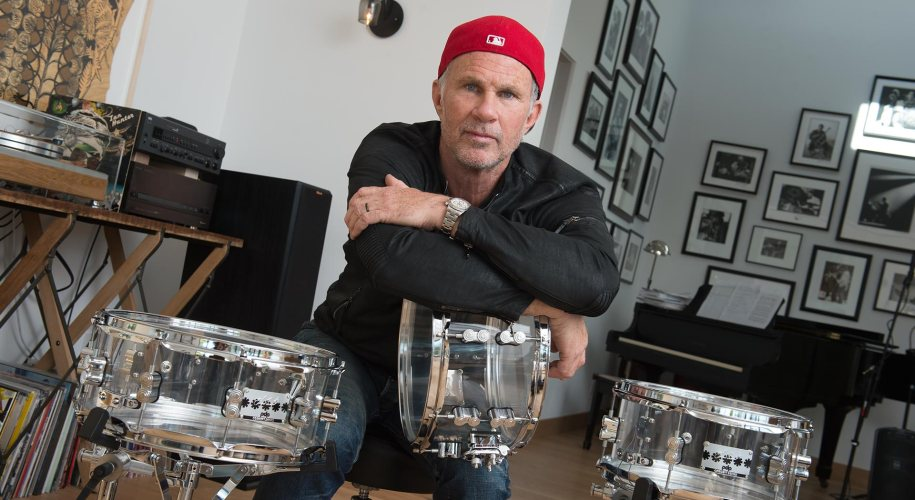 PDP-chad-smith-snare drums