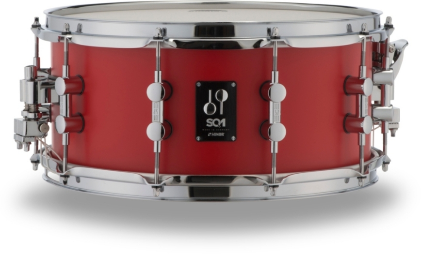 sonor-sq1-snare red